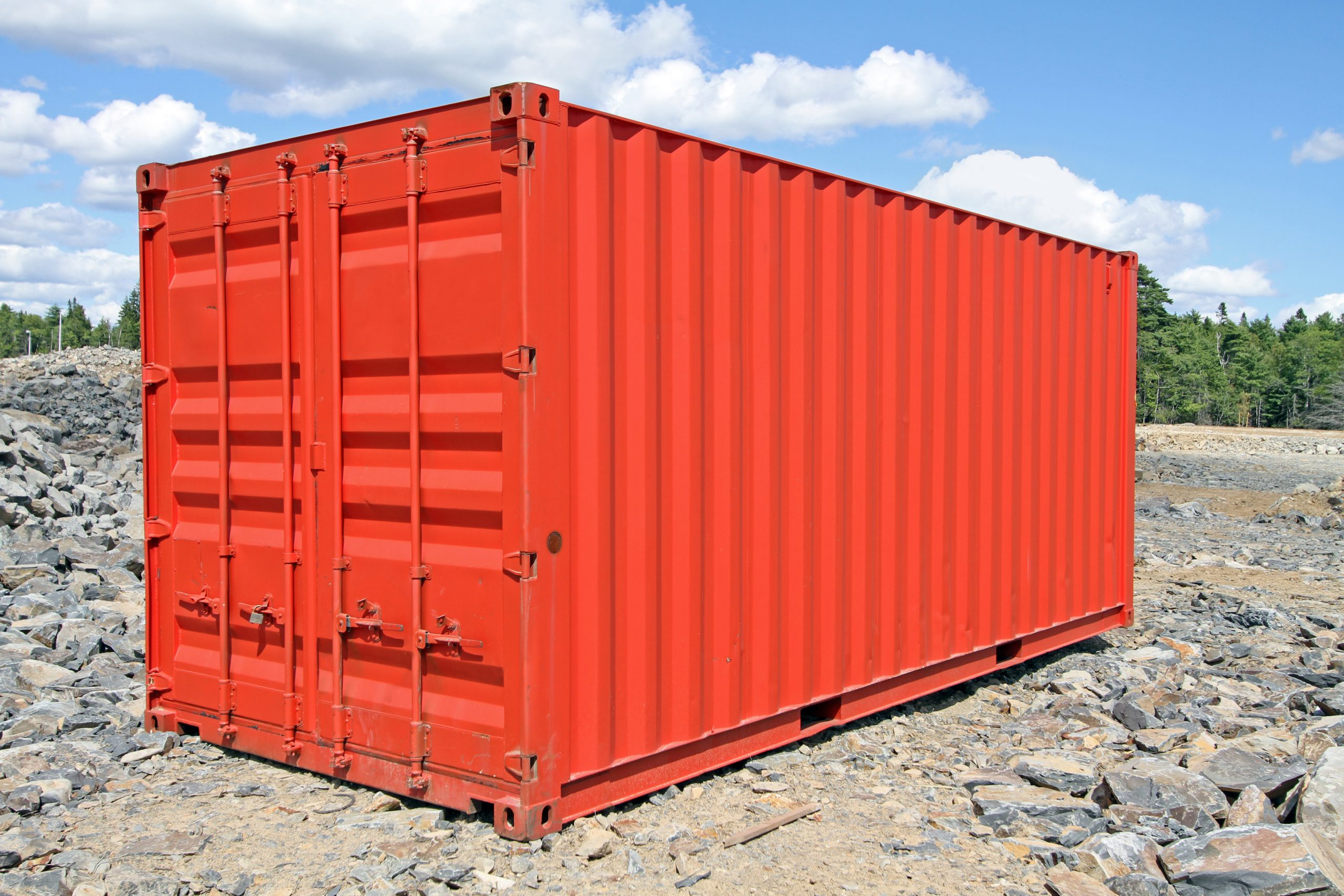 Shipping Containers for Sale in Alabama